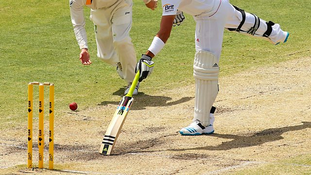 BBC Radio 5 live - The Ashes, Ashes Highlights, Test 5 - Day