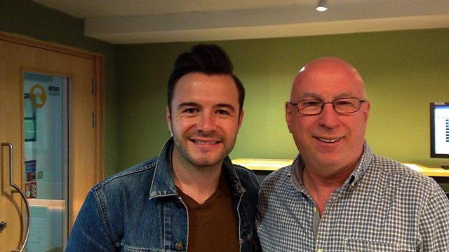 BBC Radio 2 - Ken Bruce, Shane Filan of Westlife chooses the
