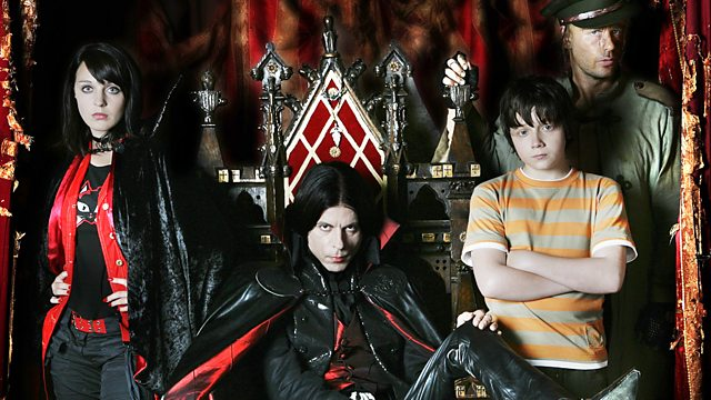 The Sleepover ‹ Series 1 ‹ Young Dracula
