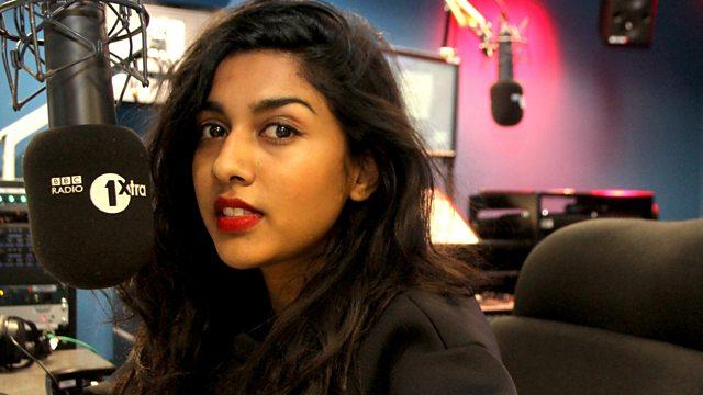 BBC Radio 1Xtra - Seani B, 'Three The Hard Way' with Meryl Fernandes