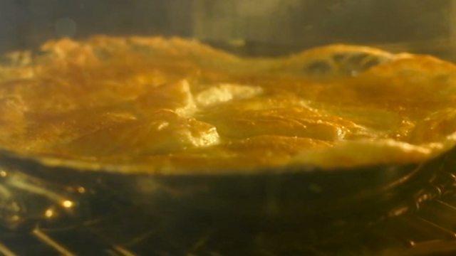 Chicken and wild mushroom pie recipe bbc food chicken and wild mushroom pie forumfinder Image collections