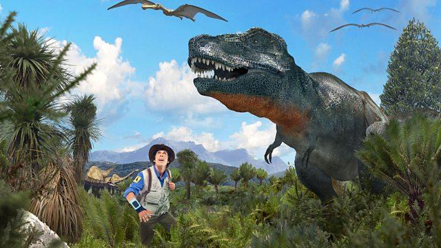 trex and roar ‹ andy's dinosaur adventures