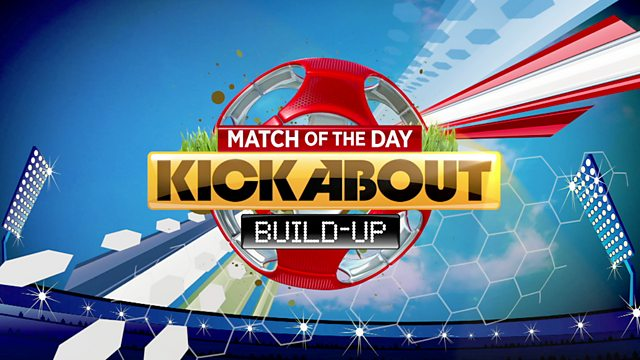 MOTD Kickabout: Build-Up