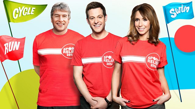 The Sport Relief Games Show