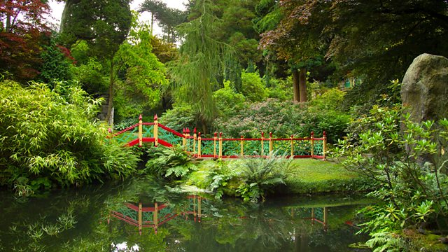 Bbc four british gardens in time biddulph grange for Bbc garden designs
