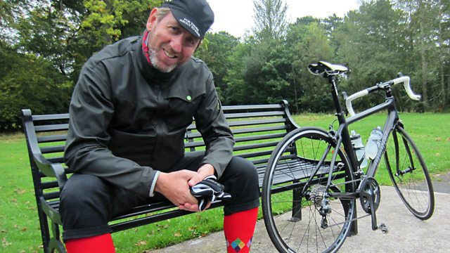 michael smiley cycling