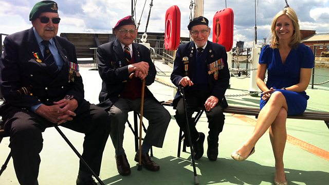 Image result for bbc d-day 70