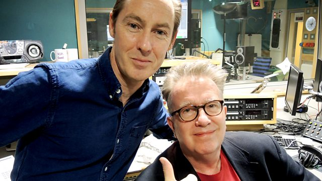 BBC Radio 6 Music - The Tom Robinson Show, With Roddy Frame