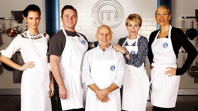 Episode  Celebrity Masterchef