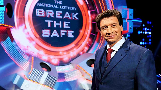 The National Lottery: Break the Safe