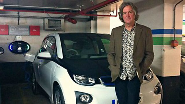 bbc radio 4 you and yours top gear 39 s james may goes electric james may 39 s electric car. Black Bedroom Furniture Sets. Home Design Ideas