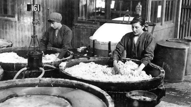 BBC - World War One At Home, Gretna, Scotland: Devil's Porridge