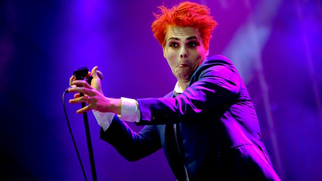 BBC Music - Reading and Leeds Festival, 2014, Gerard Way ...