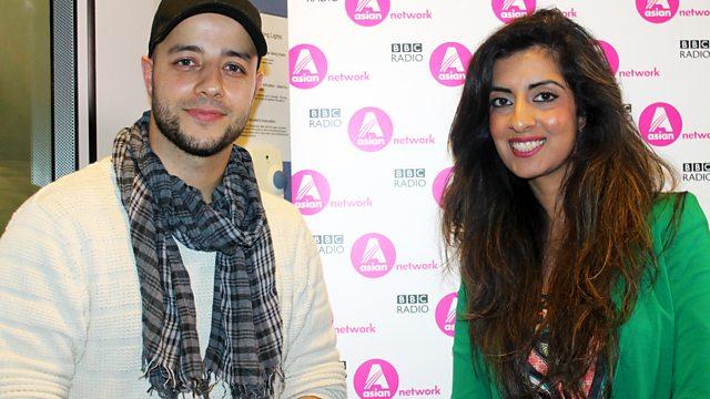 BBC Asian Network - Noreen Khan, Maher Zain Live
