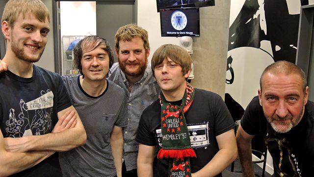 BBC Radio 6 Music - Marc Riley, The Lucid Dream