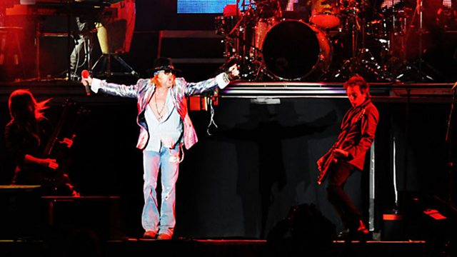BBC Music - Reading and Leeds Festival, Guns N' Roses - Main