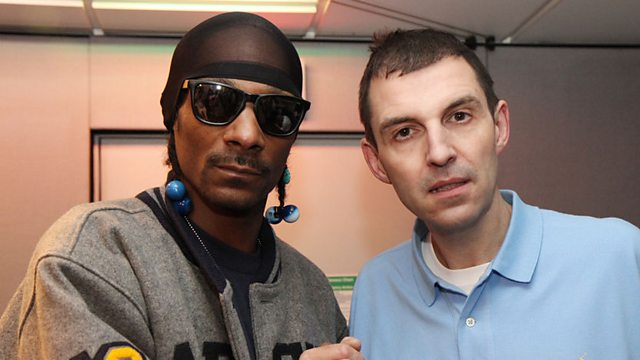BBC Radio 1Xtra - Westwood, Snoop Dogg meets the Big Dawg