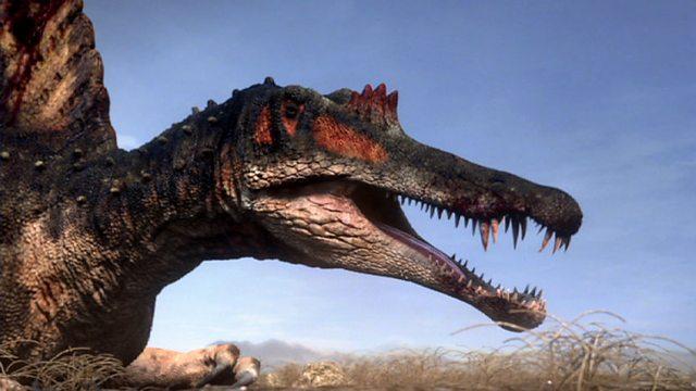 bbc one planet dinosaur original series lost world