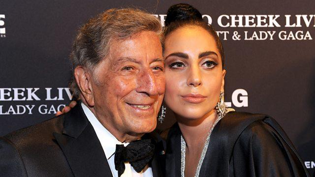 Lady Gaga Tony Bennett Cheek To Cheek