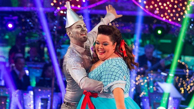 Step Into Christmas.Bbc One Strictly Come Dancing Series 12 Christmas 2014