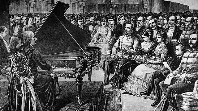 Bbc Radio 3 Composer Of The Week Franz Liszt 1811 1886