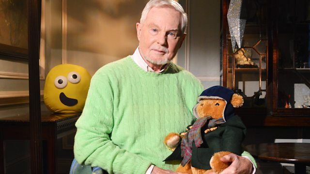 Derek Jacobi - Frog in Winter