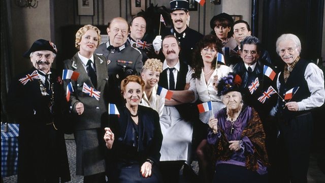 BBC One - 'Allo 'Allo!, Series 9, A Winkle in Time