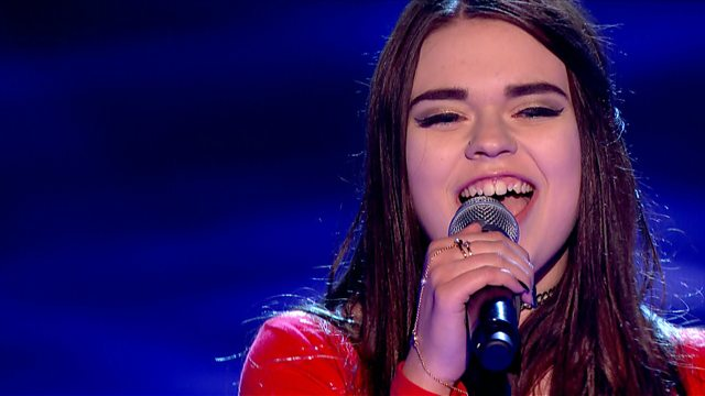 BBC One - The Voice UK, Series 4, Blind Auditions 4, Morven Brown
