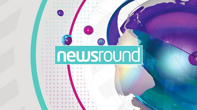Image result for newsround logo