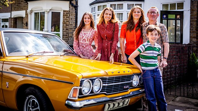 bbc two back in time for dinner 1970s