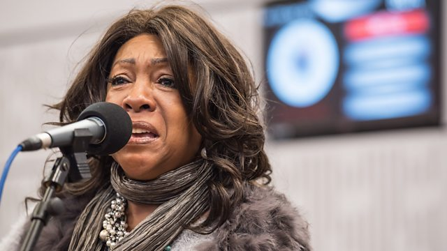 BBC Radio 4 - Radio 4 in Four, Mary Wilson performs 'You Can