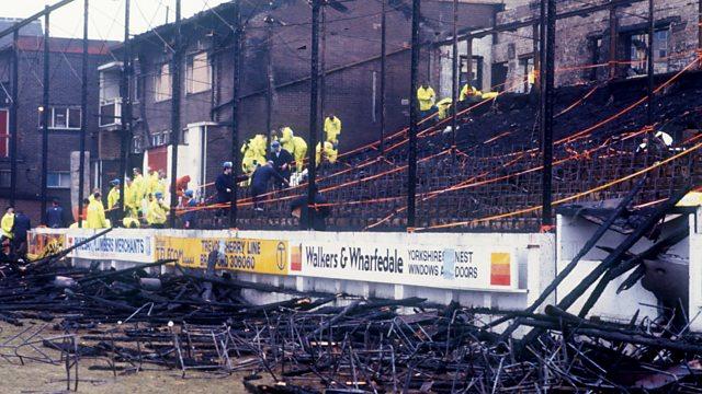 BBC News Channel - Bradford City Fire - 30 Years On