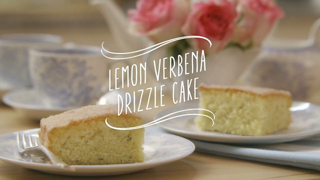 Lemon Verbena Drizzle Cake Mary Berry