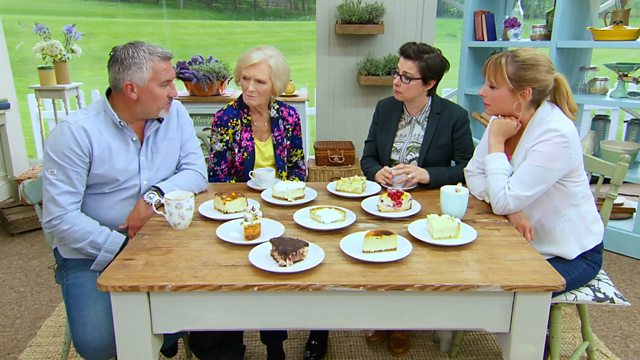BBC One - The Great British Bake Off, Series 6, Desserts