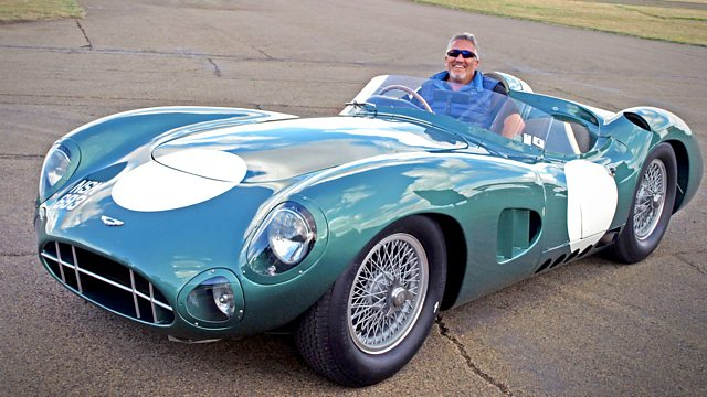 Bbc Two Licence To Thrill Paul Hollywood Meets Aston Martin