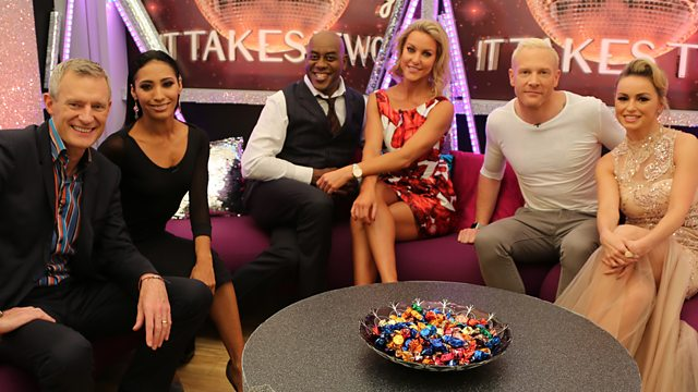 BBC Two - Strictly - It Takes Two, Series 13, Episode 1