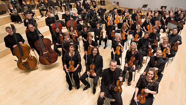 Afternoon Concert - Thursday - The BBC Scottish Symphony Orchestra live from Glasgow and the BBC Philharmonic live from Salford