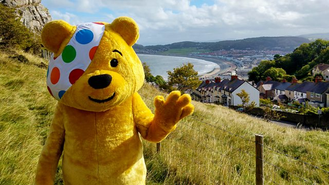 Children in Need Wales: The Best Bits