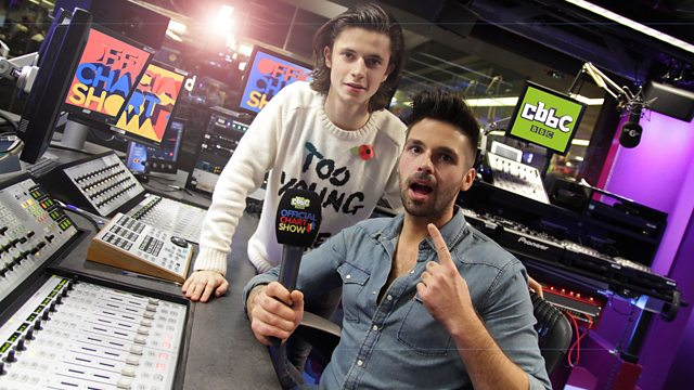Chart Show with Ben Haenow ‹ CBBC Official Chart Show