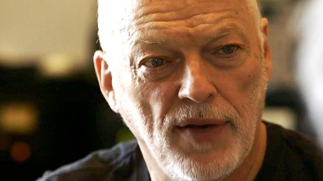 Resultado de imagen de David Gilmour - Wider Horizons BBC Documentary