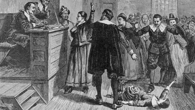 BBC Radio 4 - In Our Time, The Salem Witch Trials