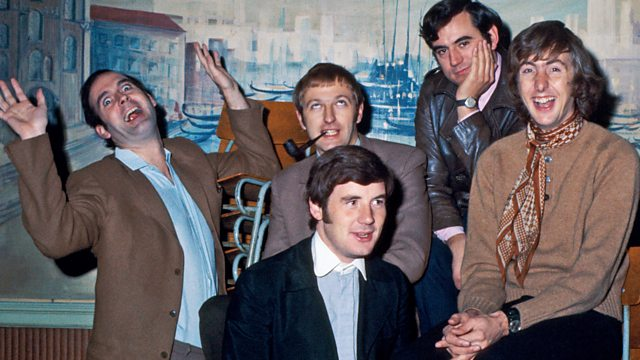 BBC One - Comedy Connections, Series 3, Monty Python's Flying Circus