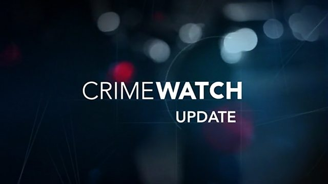 Crimewatch Update