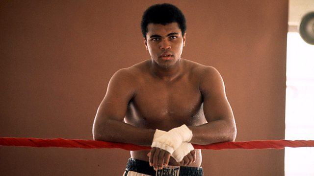 Muhammad Ali was born in 1942 in Louisville, Kentucky. His parents named him Cassius Marcellus Clay, Jr. They named their son after a Kentucky statesman who had fought against slavery in the 1800s.