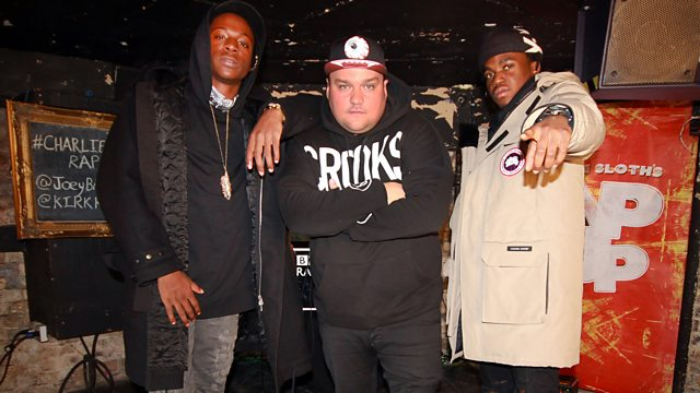 663007e459b33 BBC Radio 1 - Charlie Sloth's Rap Up, 8 Jan - Joey Badass & Kirk Knight