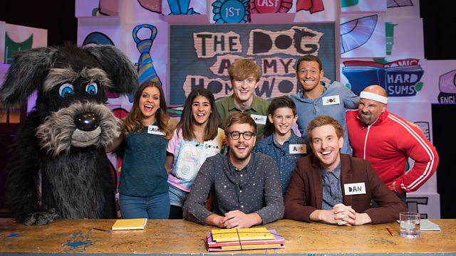 dog ate my homework cbbc