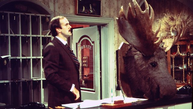 BBC Two - Fawlty Towers, Series 1, The Germans