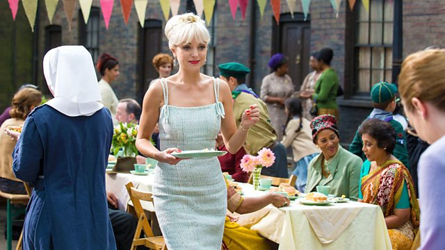 Call The Midwife Season 5 Christmas Special.Bbc One Call The Midwife Series 5 Episode 6