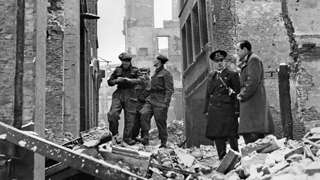 What was the BBC during World War 2?