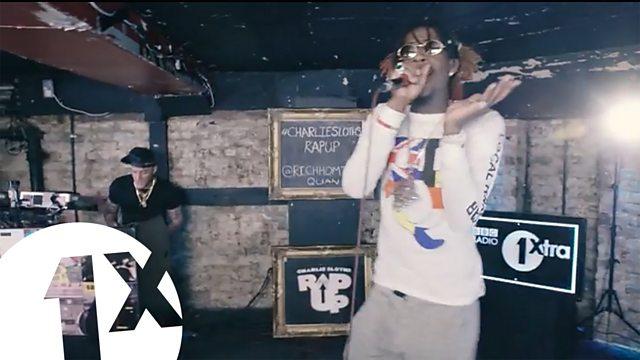 BBC Radio 1 - Charlie Sloth's Rap Up, 26 Feb - Rich Homie Quan, Rich
